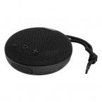 STREETZ Vattentålig Bluetooth-högtalare, TWS, 5W, IPX7, svart