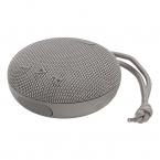 STREETZ Vattentålig Bluetooth-högtalare, TWS, 5W, IPX7, grå