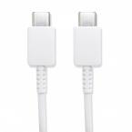 Samsung Original USB-C till USB-C kabel, EP-DG977, vit