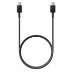 Samsung original EP-DN970, USB-C till USB-C, 1m, svart