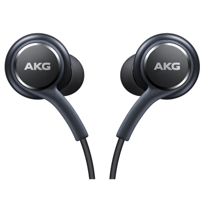 Samsung Original hörlurar S10 (tuned by AKG), EO‑IG955, svart