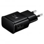 Laddare EP-TA20EBE för Samsung, snabbladdning, svart
