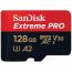 SanDisk Extreme Pro microSDXC 170MB/s A2, 128GB