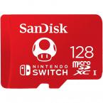 128GB SanDisk Gaming MicroSDXC till Nintendo Switch