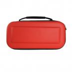 Skyddsfodral med bärrem till Nintendo Switch, röd