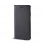 Smart Magnet fodral för Samsung Note 10 Lite/A81, svart