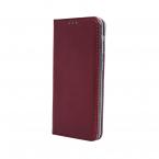 Smart Magnetic fodral för Samsung S20, burgundy