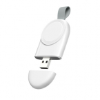 Trådlös laddare till iWatch och andra smartklockor, USB, 2W