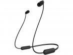 Sony WI-C200 trådlösa hörlurar med mikrofon, svart