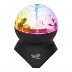 Manhattan Sound Science Bluetooth-högtalare med discolampa, 3W