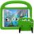 Barnfodral med ställ till iPad 9.7, Air/Air2, Pro 9.7, grön