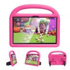 Barnfodral med ställ, Samsung Tab A7 10.4 (2020), rosa