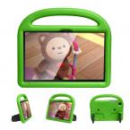 Barnfodral med ställ, Samsung Tab A7 10.4 (2020), grön