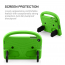 Barnfodral med ställ till Samsung Tab A 10.1 T510/515, grön