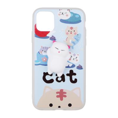 Squish The Cat skal med sovande katt, iPhone 11