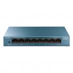 TP-Link LiteWave switch, RJ45, 8 portar, 220V