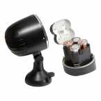 Technaxx LED-lampa för utomhusbruk TX-107, svart