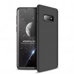 3-delat skal till Samsung Galaxy S10E, svart