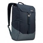 Thule Lithos Carbon Blue ryggsäck 16 liter, mörkblå