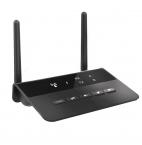 Trådlös Bluetooth 5.0 adapter, 3.5mm, Dual Link, RCA, USB, HiFi
