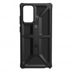 UAG Monarch-skal, Samsung Galaxy Note 20 Ultra, svart