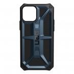 UAG Monarch-skal, iPhone 12/12 Pro, blå