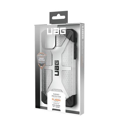 UAG Plasma skal till iPhone 11, Ice