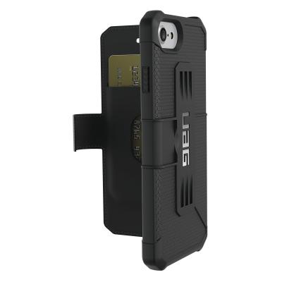 UAG iPhone 8/7/6S Metropolis Fodral, svart