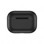 Ultratunt skyddsfodral i silikon till Airpod Pro, svart