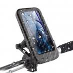 Vattentät universal mobilhållare för cyklar, 4-6.7 tum