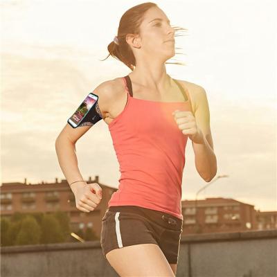 "Universalt Sportarmband med touch till smartphone 4.7‑5.0"", rosa"