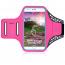"Universalt Sportarmband med touch till smartphone 5.1‑5.8"", rosa"