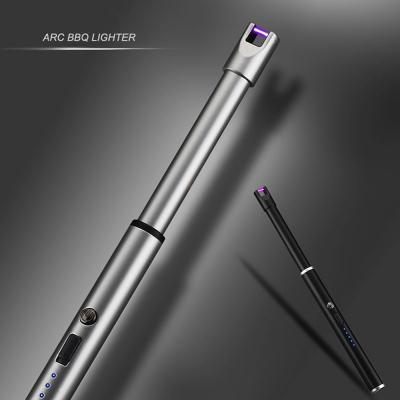 ArcLighter uppladdningsbar USB‑tändare, svart