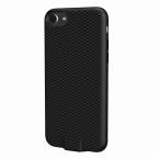TPU-skal med trådlös laddning, iPhone 6/6S Plus, svart