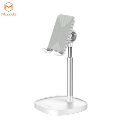 McDodo TB‑7820 Justerbart mobilställ, vit
