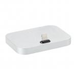 Laddningsstation till iPhones, silver