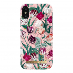 iDeal Fashion Case, iPhone X, Vintage Tulip