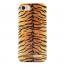 iDeal Fashion Case skal till iPhone 8/7/6, Sunset Tiger