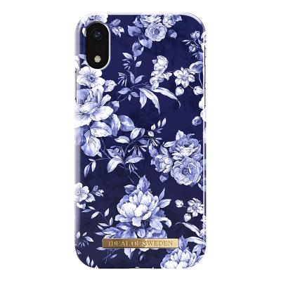 iDeal Fashion Case magnetskal tilliPhone XR, Sailor Blue Bloom