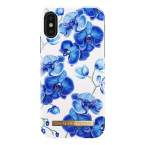 iDeal Fashion Case magnetskal iPhone X/XS, Baby Blue Orchid