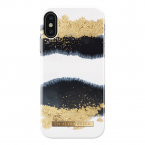 iDeal Fashion Case magnetskal iPhone X/XS, Gleaming Licorice