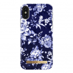 iDeal Fashion Case magnetskal iPhone X/XS, Sailor Blue Bloom
