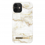 iDeal Fashion Case skal, iPhone 12 Mini, Golden Pearl Marble