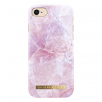 iDeal Fashion Case, skal iPhone 8/7/6, Pilion Pink Marble