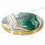 iDeal Fashion QI laddare, Golden Jade Marble 0