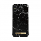 iDeal Fashion Case Black Marble, Iphone XS MAX