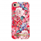 iDeal Fashion Case magnetskal iPhone 8/7/6, Statement Florals