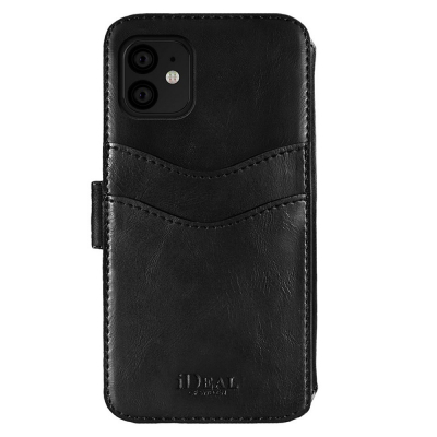 iDeal STHLM Wallet svart, iPhone 11, demoex