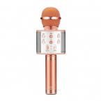 iKaraoke Bluetooth-mikrofon, rosa, demoex