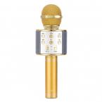 iKaraoke Bluetooth-mikrofon, guld